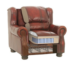 [LeatherTrend] Premier Chair