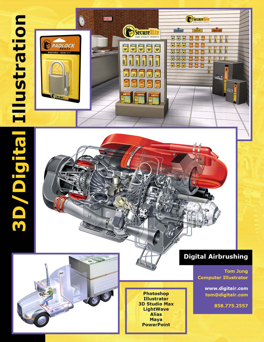 SDCD 13 Ad