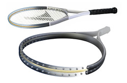 [Pro Kennex] Tennis Racket Cutaway