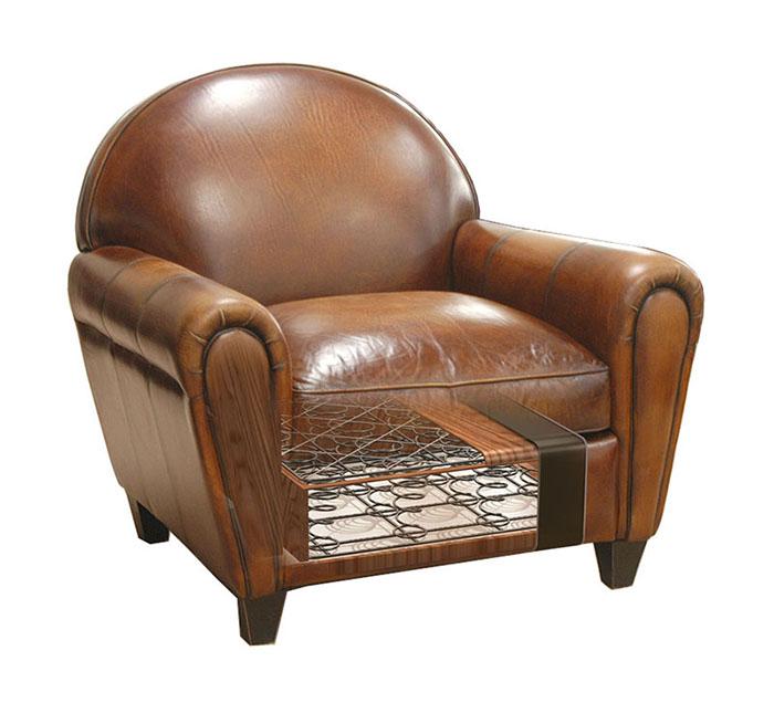 [LeatherTrend] Artisano Chair