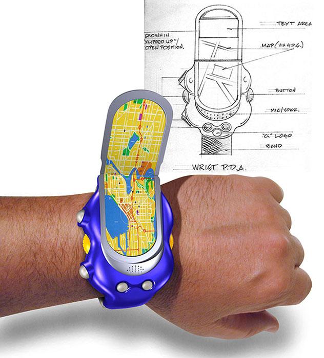 [Q] Wrist PDA