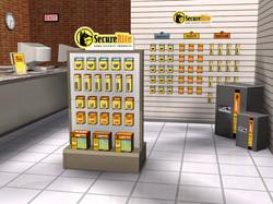 [SecureRite] Retail Store POP