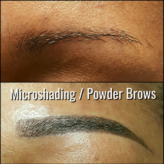 MicroShading / Powder Brows