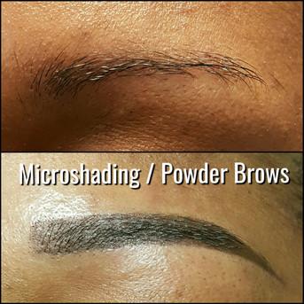 MicroShading / Powder Brows
