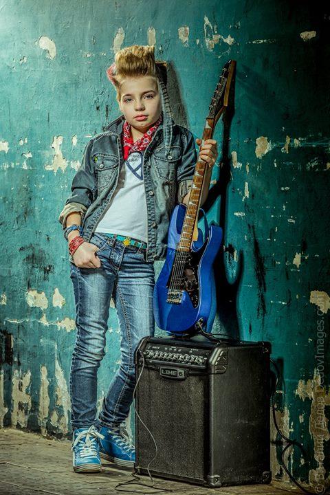 Фотосъемка детей в студии. Детский фотограф Воронеж Виталий Дедов