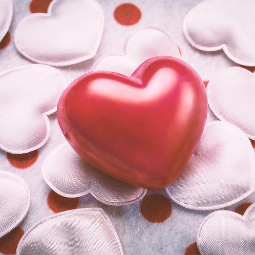 Cinnamon Hearts Soy Candle Wax Melts