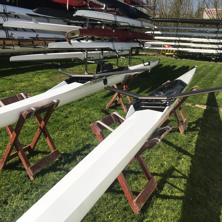 New Rowing Guidelines 26 April