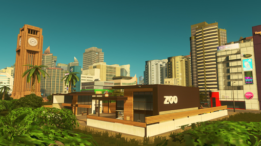 Old Harbour | City Zoo