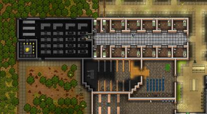 Detention City | Scum Intake