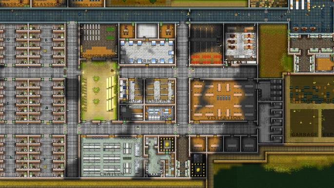 Detention City | Prison Or City