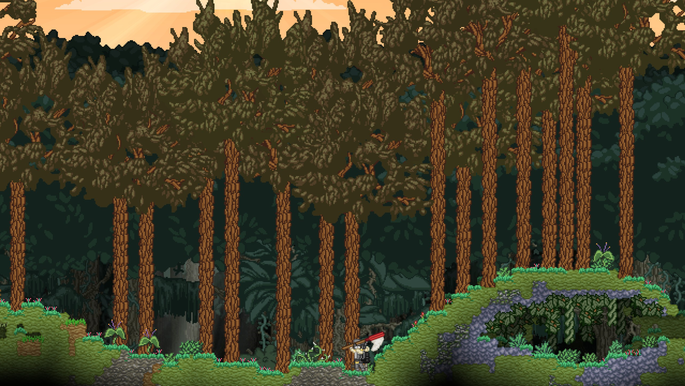 The Colonist | Deep in the Jungle