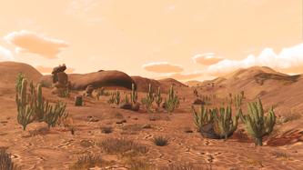 Galactic Damages | Harsh Desert