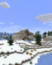 Minecraft Snow Plains