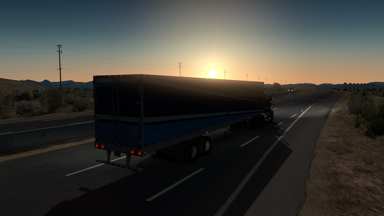 Trucks and Trailers | Sunset Drive