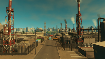 Old Harbour Industry Area