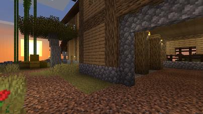 Minecraft Wilderness 7