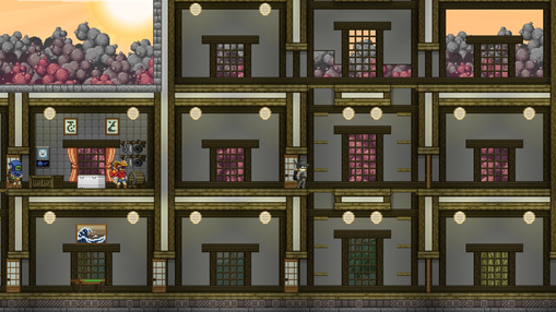 The Colonist | Prison Transfer