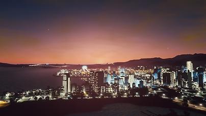 Old Harbour Sunrise