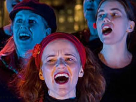 Getting a choir festival going