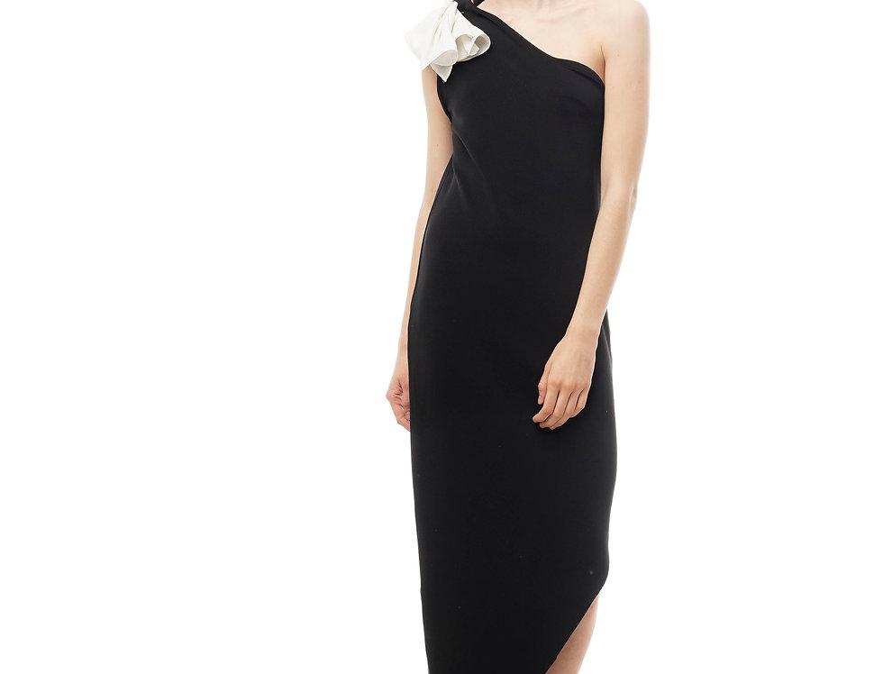 Single-Shoulder Dress DCN 020