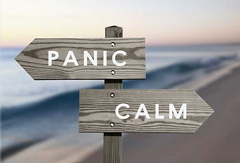 Panic or Calm? - Shirley Furman Integrative Healing