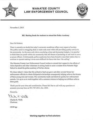 Manatee Law Enforcement Council