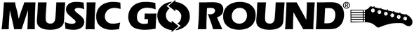 MGR Black Letters (w Headstock)-Transpar