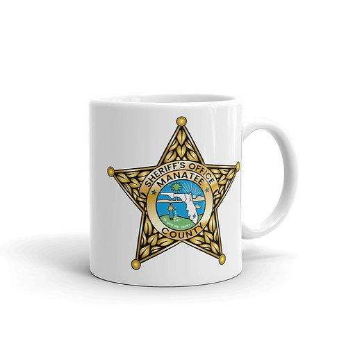 MCSO Star Mug