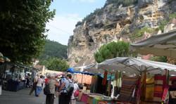 Vendredi - Marché à La Roque Gageac
