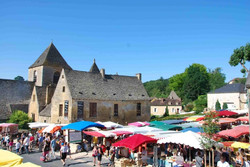 Dimanche - Marché à Saint Genies