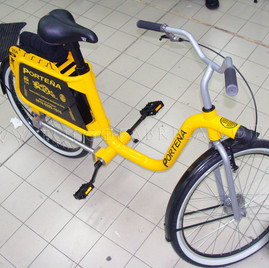 Porteña - Public Bike