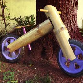 Bike Balance de Bambú
