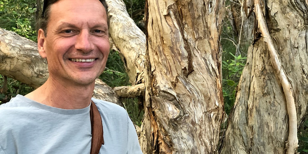 Weekend workshop with Gregor Maehle including Led Asana and How To Find Your Life's Divine Purpose