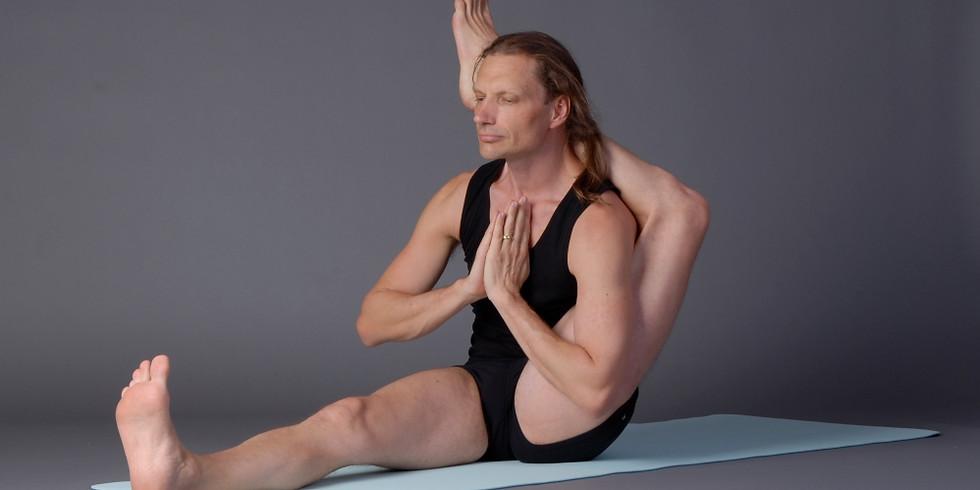 The Breath of Yoga - Pranayama and Kriya with Gregor Maehle