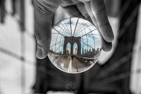 Crystal ball Brooklyn