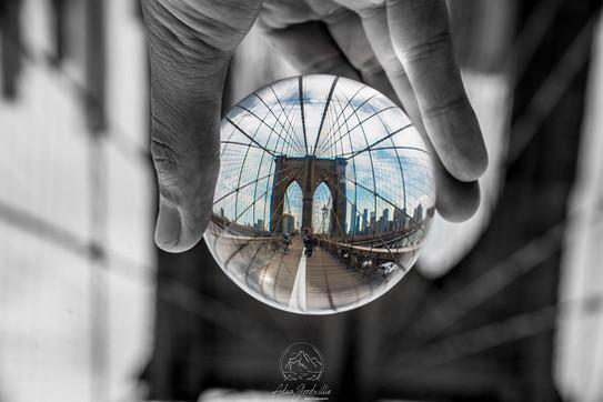 Crystal ball Brooklyn