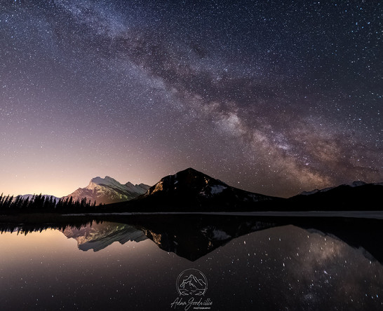 Vermilion Lake Milkyway