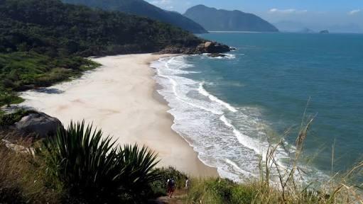 plage sauvage Rio
