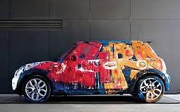 pintar coche con golpe