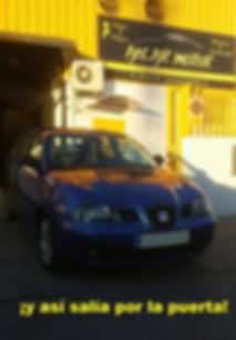 cambio color coche