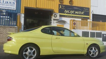 Pintar coche Alcorcón
