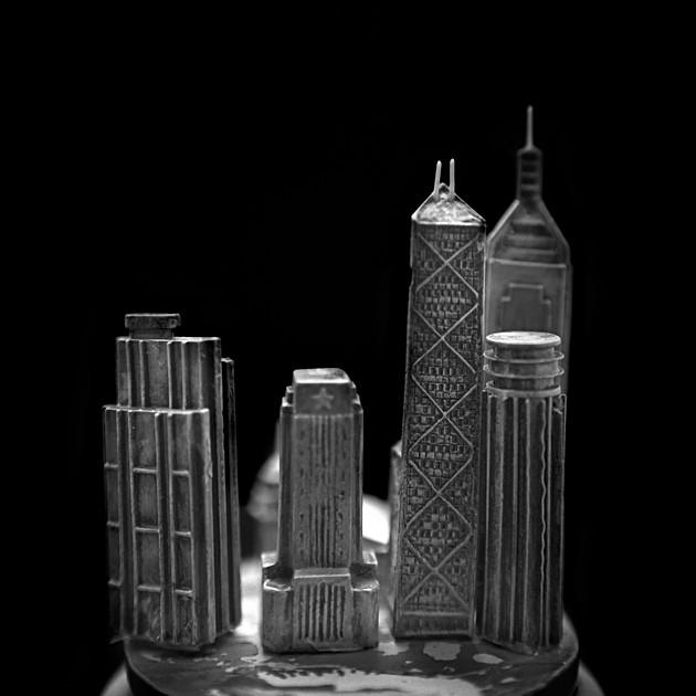Le voyage imaginé 4 # 09 - Shanghai