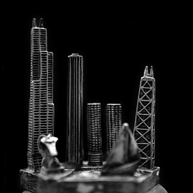 Le voyage imaginé 1 # 09 - Chicago