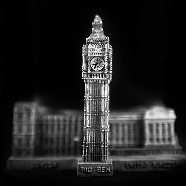 Le_voyage imaginé 1 # 12 - Londres