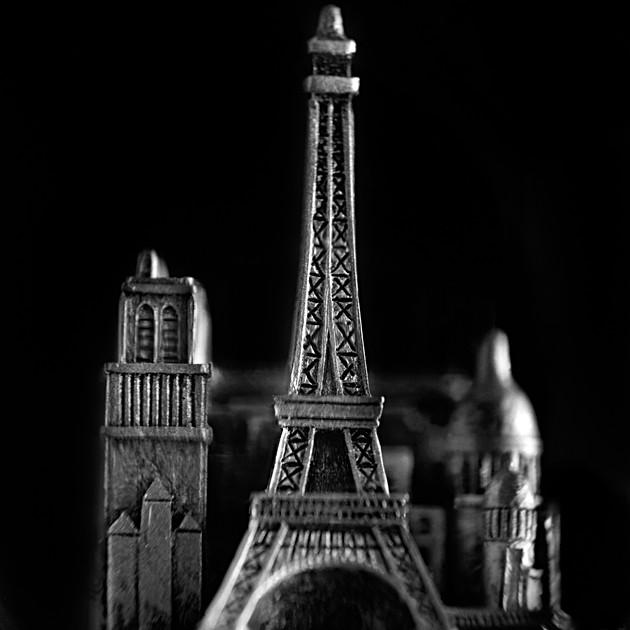 Le voyage imaginé 1 # 01 - Paris