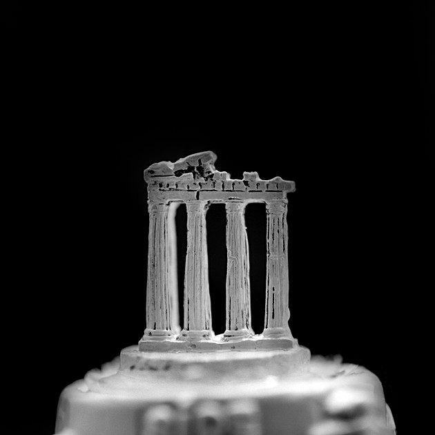 Le voyage imaginé 4 # 07 - Athènes
