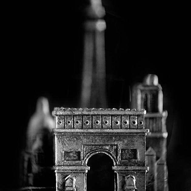 Le voyage imaginé 2 # 12 - Paris