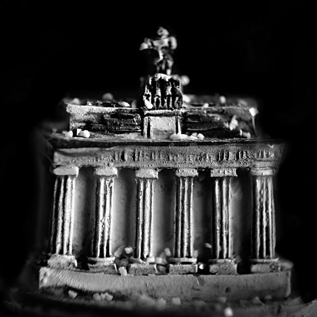 Le voyage imaginé 2 # 10 - Berlin