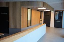Accès salles de consultations