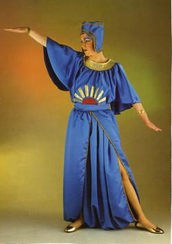Prêtresse égyptienne